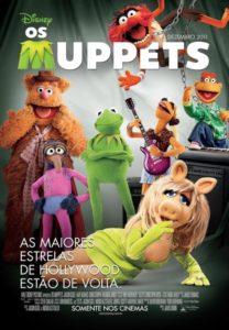 Cartaz Muppets 2011
