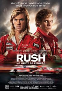 Cartaz Rush